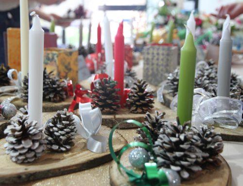 Le marché de Noël à Mansigné